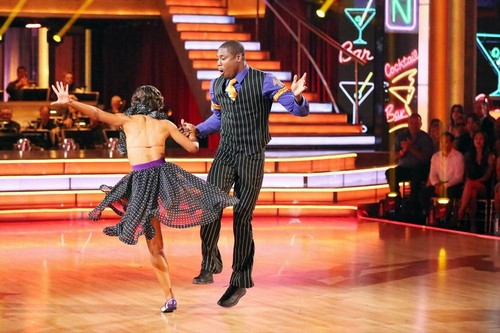 Jacoby Jones Dancing With the Stars Freestyle Video 5/20/13