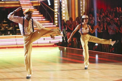 Jacoby Jones Dancing With the Stars Rumba Video 4/1/13