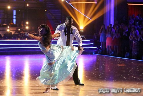 Jacoby Jones Dancing With the Stars Lindy Hop Video 5/13/13