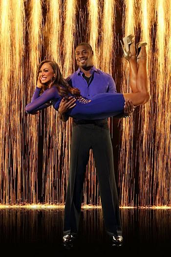 Jacoby Jones Dancing With the Stars Cha Cha Cha Video 3/18/13