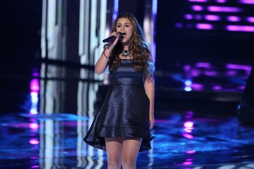 "Jacquie Lee The Voice Top 6 ""The Voice Within"" Video 12/2/13 #TheVoice"