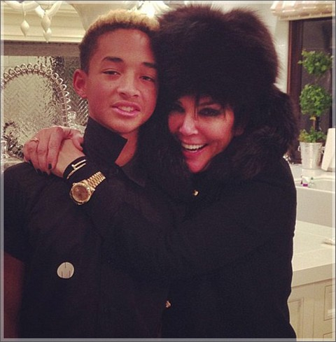"Kylie Jenner To Join Scientology With Boyfriend Jaden Smith - Kris Jenner Screams ""NO!"""