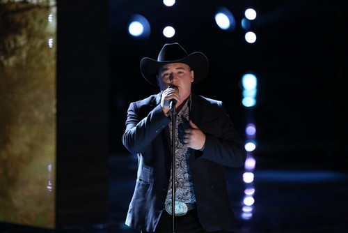 "Jake Worthington The Voice ""Right Here Waiting"" Video 5/19/14 #TheVoiceFinale"