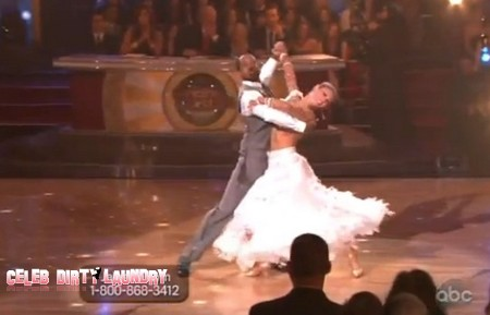 Jaleel White Dancing With The Stars Foxtrot Performance Video 3/19/12