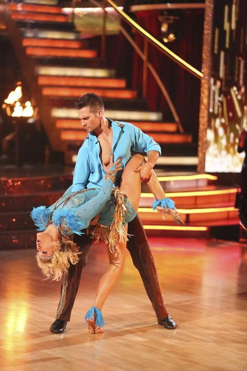James Maslow Dancing With the Stars Viennese Waltz Video 5/5/14 #DWTS