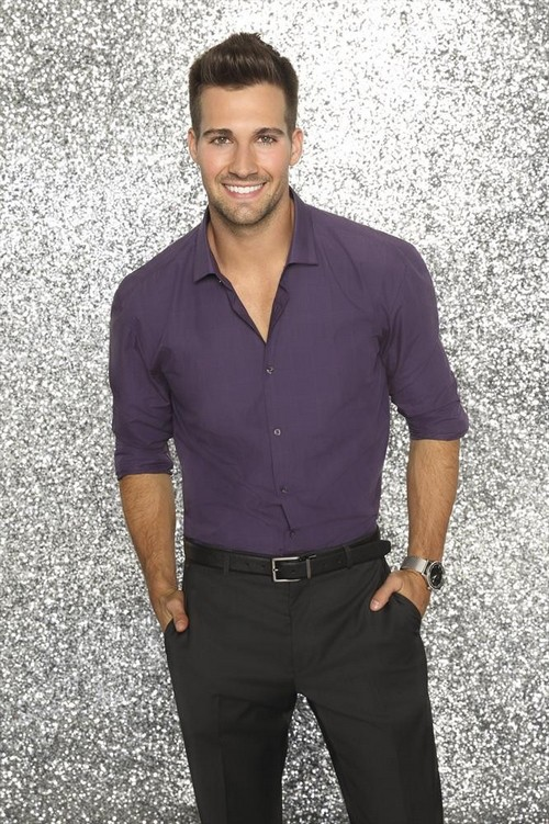James Maslow Dancing With the Stars Tango Video 4/7/14 #DWTS #switchup
