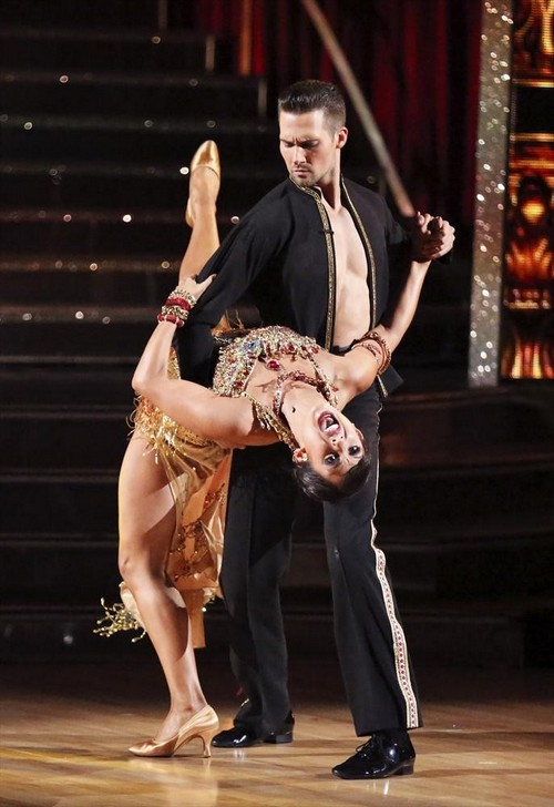 James Maslow Dancing With the Stars Contemporary Video 4/14/14 #DWTS
