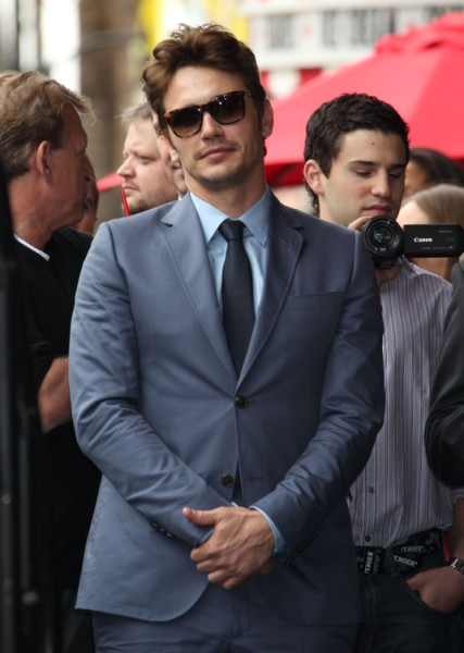 James Franco On Hating Anne Hathaway And Having Sex With Lindsay Lohan 0326