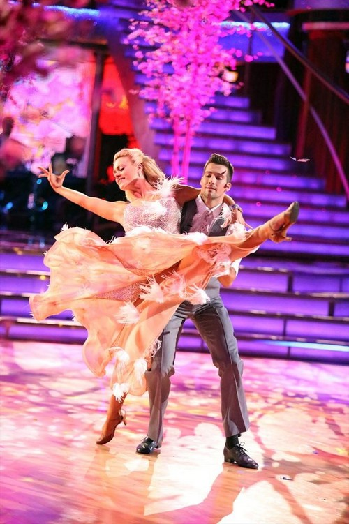 James Maslow Dancing With the Stars Rumba Video 5/12/14 #DWTS #Semifinals