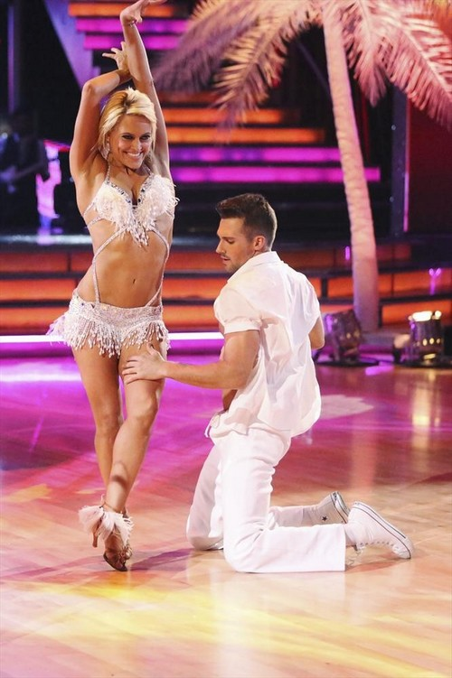 James Maslow Dancing With the Stars Jive Video 3/31/14 #DWTS