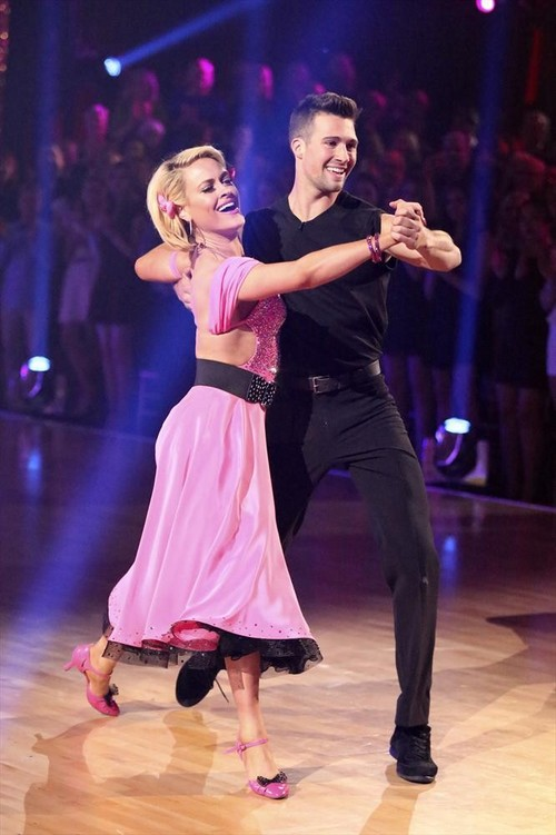 James Maslow Dancing With the Stars Samba Video 4/28/14 #DWTS