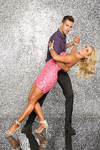 James Maslow Dancing With the Stars Foxtrot Video 3/17/14 #DWTS