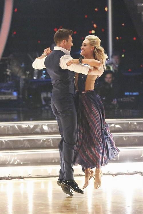 Dancing With The Stars James Maslow Dating Partner Peta Murgatroyd - Report
