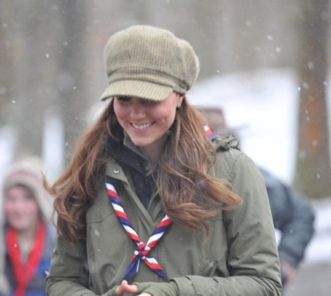 Kate Middleton Attends Scouts Event, Does She Support Institutional Homophobia? (Photos) 0322