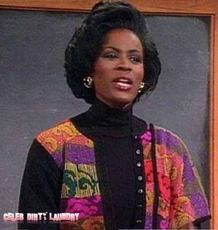 Fresh Prince of Bel Air's Aunt Viv Calls Will Smith An 'A**hole'