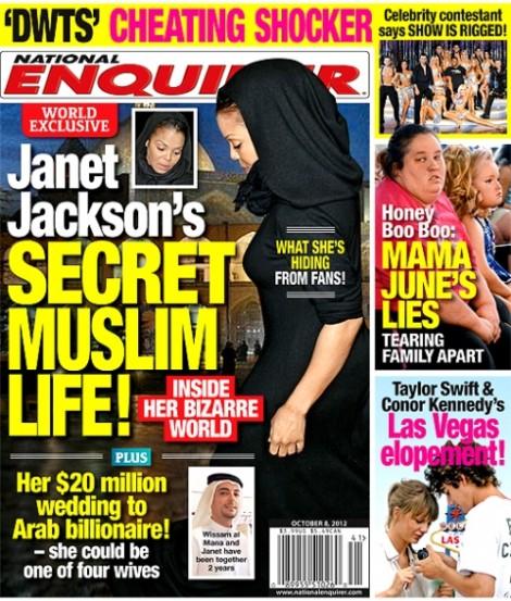 Inside Janet Jackson's Secret Muslim Life 0926