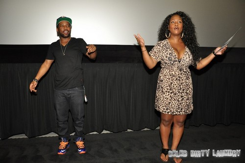 Jason and Deola (Bossip) in ATL