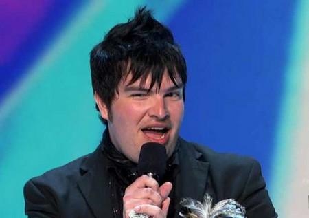 The X-Factor USA: Top 13 Elimination Show – Jason Brock Sent