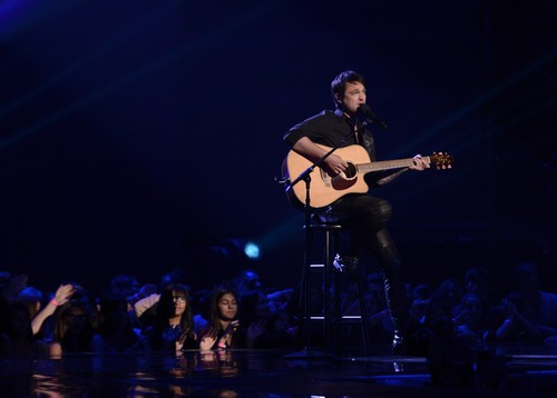 "Jeff Gutt The X Factor ""Dream On"" Video 12/18/13 #TheXFactorUSA"