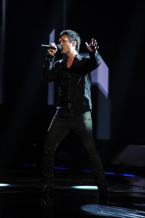 "Jeff Gutt The X Factor ""Bohemian Rhapsody"" Video 11/20/13 #TheXFactorUSA"