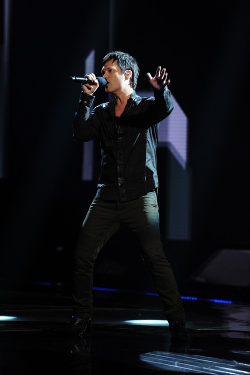 "Jeff Gutt The X Factor ""I Just Died In Your Arms Tonight"" Video 11/13/13 #TheXFactorUSA"