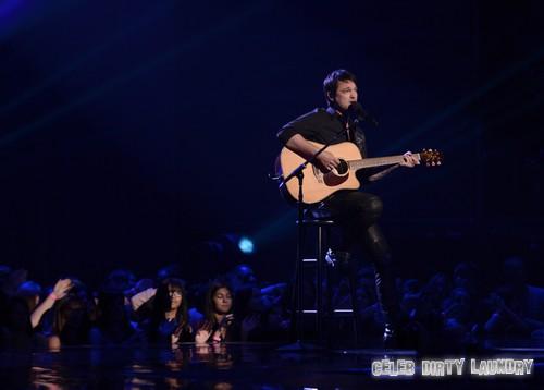 """Jeff Gutt The X Factor """"Demons"""" Video 12/11/13 #TheXFactorUSA"""