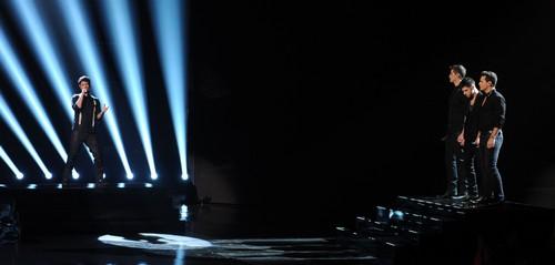 "Jeff Gutt & John Rzeznik The X Factor ""Iris"" Video 12/18/13 #TheXFactorUSA"