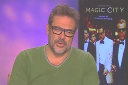 Exclusive: Interview with Jeffrey Dean Morgan from Magic City