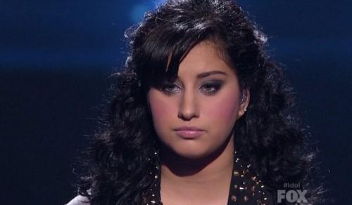 "Jena Irene American Idol ""So Small"" Video 4/23/14 #IdolTop6"