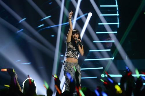 "Jena Irene American Idol ""Bring Me To Life"" Video 3/26/14 #IdolTop9"
