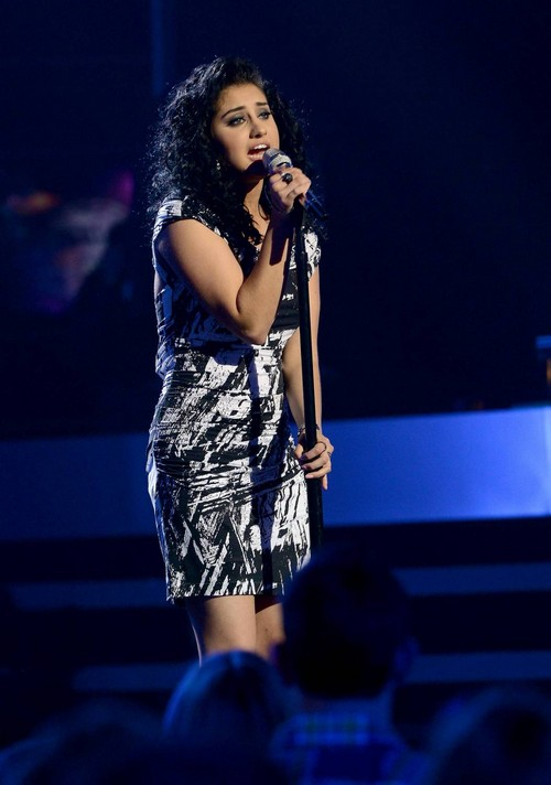 "Jena Irene American Idol ""Rolling In The Deep"" Video 4/9/14 #IdolTop8"