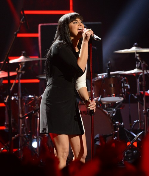 "Jena Irene American Idol ""Bad Romance"" and ""Can't Help Falling In Love With You"" Video 5/7/14 #IdolTop4"