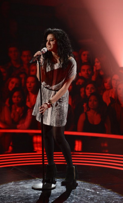 "Jena Irene American Idol ""The Scientist"" Video 2/26/14 #IdolTop13"