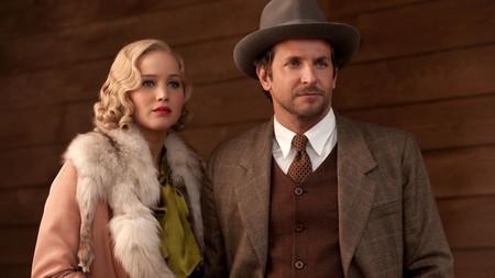 Jennifer Lawrence And Bradley Cooper In New Film 'Serena'