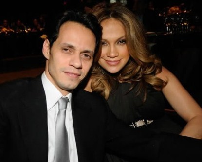Jennifer Lopez's Husband Marc Anthony Hit With $3.4 Million In Tax Attack
