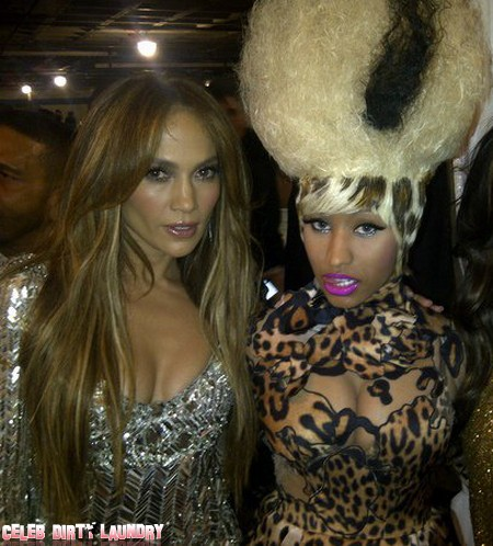Battle Between Jennifer Lopez and Nicki Minaj Heats Up