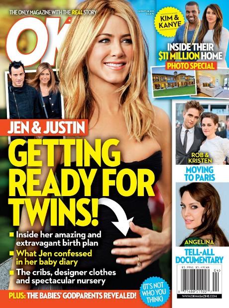 Jennifer Aniston Pregnancy Details: Nursery Plans, Scandalous Confessions, Babies' Godparents Revealed!