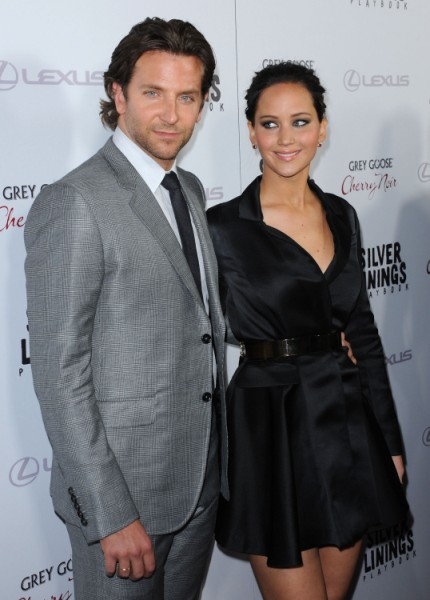 Jennifer Lawrence Pimping Bradley Cooper Out To Her Friends -To Get Him Away From Her? 0301