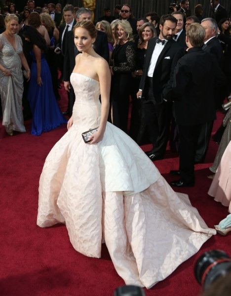 Prince Harry Has The Hots For Jennifer Lawrence - Best Couple Ever? 0314