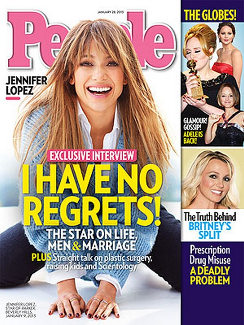 Jennifer Lopez Talks Plastic Surgery, Scientology, Her Marriage - Has No Regrets