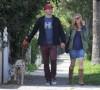 Jon Hamm And Jennifer Westfeldt Take His Junk And Their Dog For A Walk (Photos) 0402