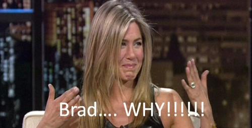 Jennifer Aniston's Reaction To Angelina Jolie And Brad Pitt Wedding Probably Isn't A Happy One!