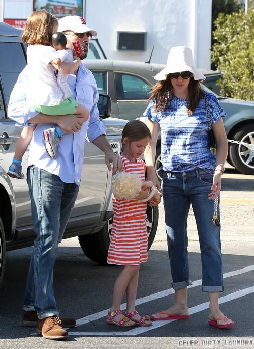 Jennifer Garner And Ben Affleck's Reality TV Show Set To Launch - Report