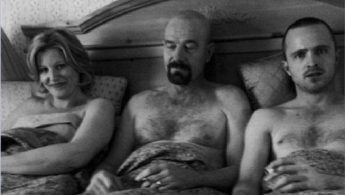 Breaking Bad Series Finale Spoiler: Aaron Paul Hints At Ending In Photo