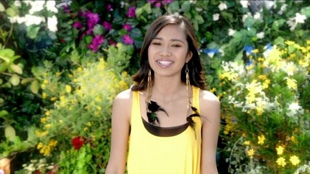 Jessica Sanchez American Idol 2012 'SONG 2' Video 5/16/12