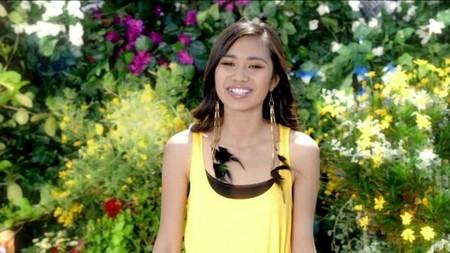 Jessica Sanchez American Idol 2012 'SONG 2' Video 5/16/12