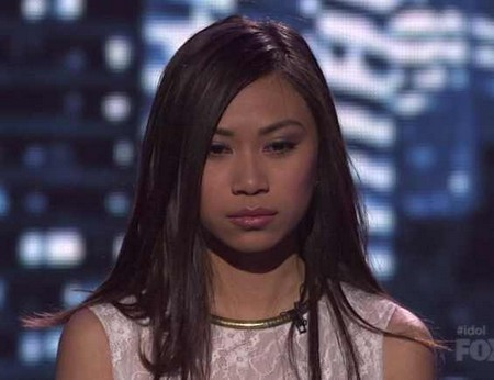 Jessica Sanchez American Idol 2012 ' ' Video 4/25/12
