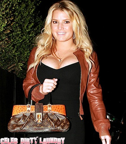 Jessica Simpson Going Under The Knife, Thinks Smaller Boobs Will Fit Wedding Dress Nicely