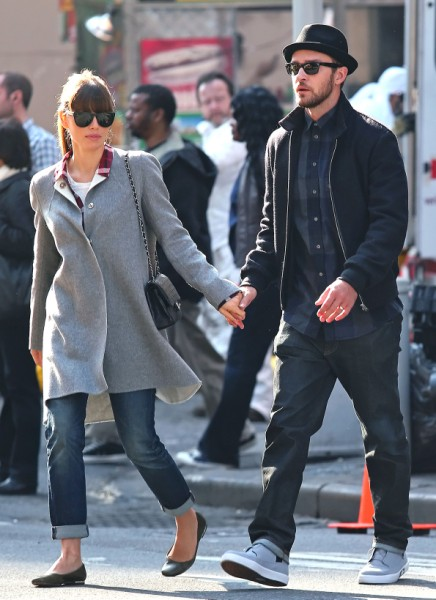 Jessica Biel Puts A Stop To Justin Timberlake's Partying - Are Her Ultimatums Working? 0326
