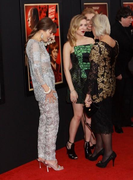 Jessica Biel And Scarlett Johansson Feuding Over Justin Timberlake's Love? 1206